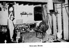 Guide Book Witchcraft Museum Castletown